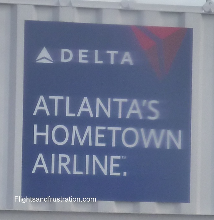 Atlanta's hometown airline