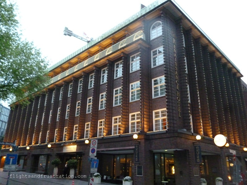 The Renaissance Hotel Hamburg