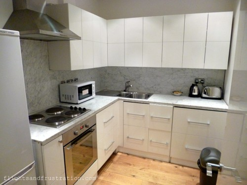 Review Of Think Apartments London Tower Bridge