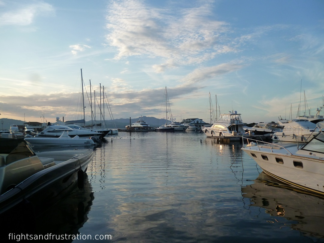 Porto Rotondo Italy  City new picture : Porto Rotondo – Marina For The Wealthy