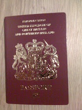 My passport to the world