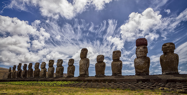 Easter Island - Bucket List Ideas