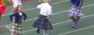 Scottish dancing remains with scottish independence